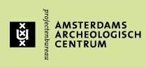 logo_bedrijven_Amsterdams Archeologisch Centrum_logo